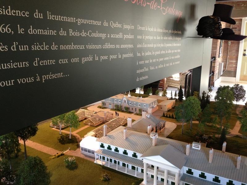 Visites commentées du domaine Cataraqui et du parc du Bois-de-Coulonge