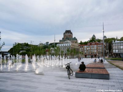 Idée d'activité à faire en vélo à Québec