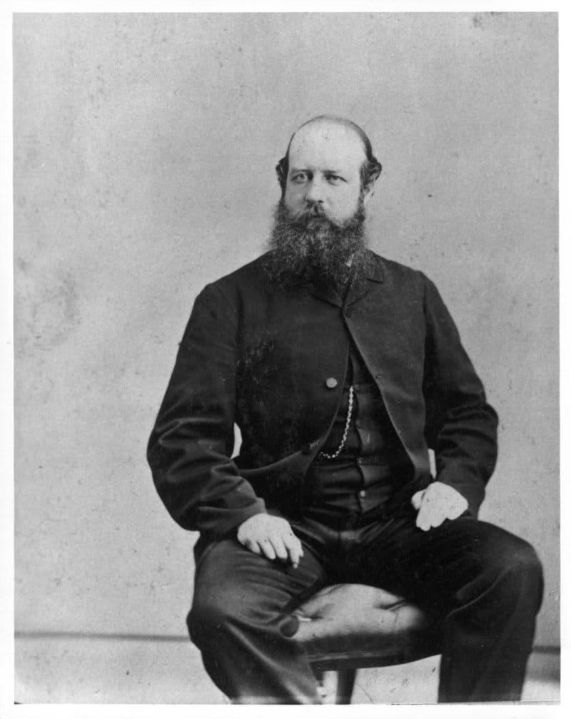 James Bell Forsyth - Domaine Cataraqui