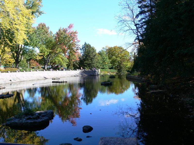 Parc du moulin Quebec