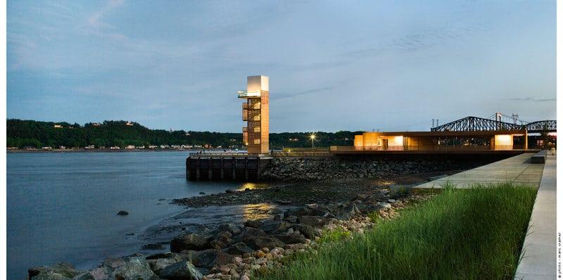 Promenade Samuel-De Champlain - Dossier le Soleil «120 lieux qu'on aime de Québec»