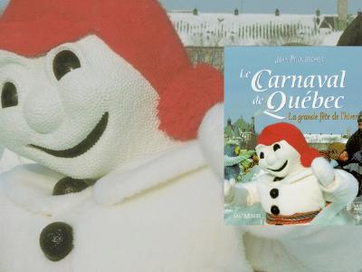 Le Carnaval de Québec   Livre à collectionner
